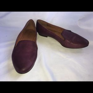 Madewell leather flat 8.5
